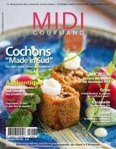 Midi Gourmand - Printemps 2017