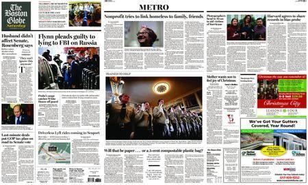 The Boston Globe – December 02, 2017