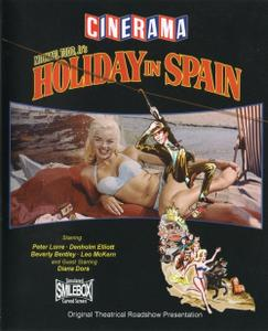 Holiday in Spain (1960) Scent of Mystery  + Extras [Restored]
