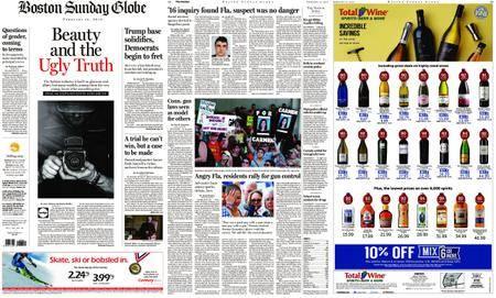 The Boston Globe – February 18, 2018