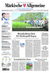 Märkische Allgemeine Luckenwalder Rundschau - 23. April 2019