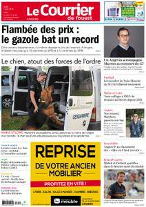 Le Courrier de l'Ouest Angers - 07 juin 2018