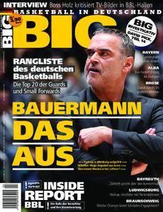 BIG - Basketball in Deutschland - April 2018