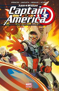 Captain America - Sam Wilson - Tome 4 - Fin du Chemin