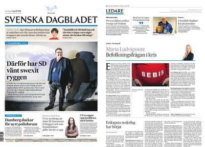Svenska Dagbladet – 03 april 2019