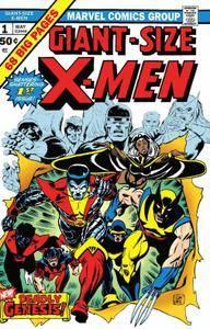 X-Men 1975-07 Giant Size X-Men 001