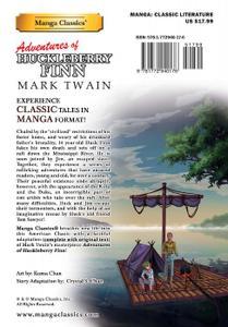 Manga Classics-Manga Classics The Adventures Of Huckleberry Finn 2021 Hybrid Comic eBook