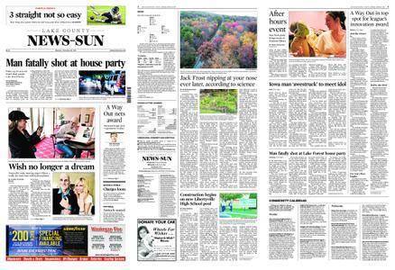 Lake County News-Sun – October 30, 2017