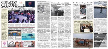Gibraltar Chronicle – 13 March 2018