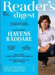 Reader's Digest Sweden - Februari 2017