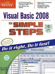 Visual Basic 2008 In Simple Steps (repsot)