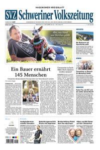 Schweriner Volkszeitung Hagenower Kreisblatt - 08. Oktober 2018