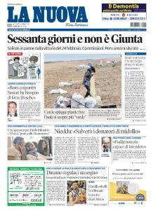 La Nuova Sardegna Gallura - 24 Aprile 2019