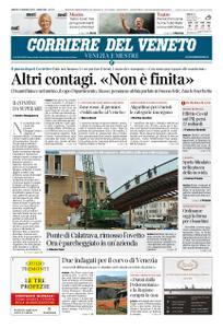 Corriere del Veneto Venezia e Mestre – 23 maggio 2020