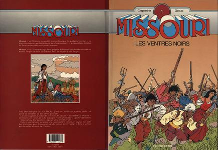 Missouri - Tome 1 - Les Ventres Noirs
