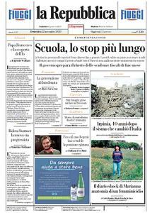 la Repubblica - 22 Novembre 2020