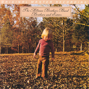 The Allman Brothers Band - Brothers And Sisters (1973) [MFSL 2014] PS3 ISO + Hi-Res FLAC