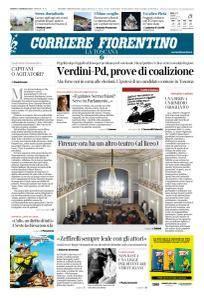 Corriere Fiorentino La Toscana - 13 Gennaio 2018