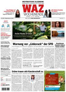 WAZ Westdeutsche Allgemeine Zeitung Oberhausen-Sterkrade - 08. Juni 2019