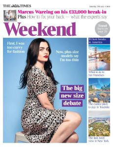 The Times Weekend - 1 February 2020