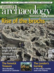 Current Archaeology - Issue 308