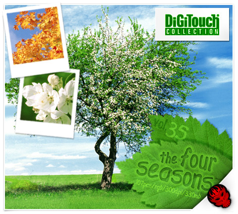 DigiTouch Vol. 35 - The Four Seasons