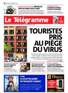 Le Télégramme Concarneau – 26 février 2020