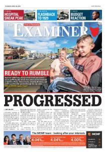 The Examiner - April 4, 2019