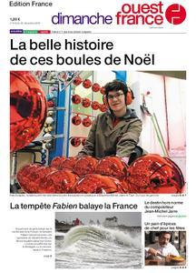 Ouest-France Édition France – 22 décembre 2019