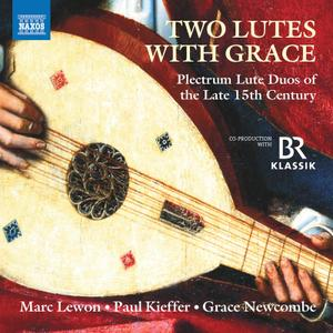 Marc Lewon, Paul Kieffer, Grace Newcombe - Two Lutes with Grace (2020) [Official Digital Download 24/96]