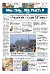 Corriere del Veneto Padova e Rovigo – 03 ottobre 2019
