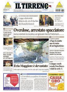 Il Tirreno Livorno - 12 Ottobre 2017