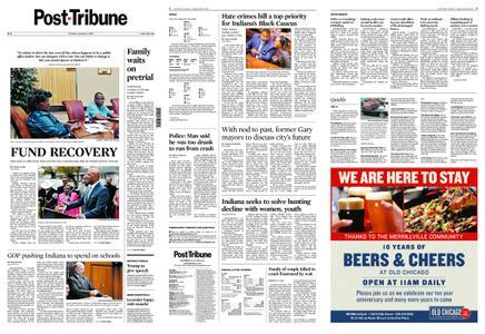 Post-Tribune – January 08, 2019