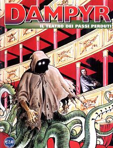 Dampyr - Volume 54 - Il Teatro Dei Passi