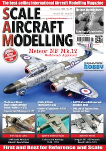 Scale Aircraft Modelling - November 2020