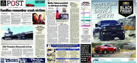 The Guam Daily Post – November 01, 2017