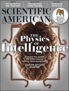 Scientific American - July 2011
