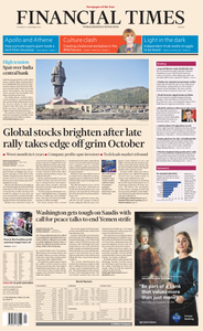 Financial Times Europe – 01 November 2018