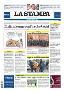 La Stampa Torino Provincia e Canavese - 20 Settembre 2020