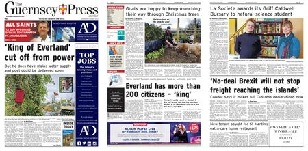 The Guernsey Press – 09 January 2019