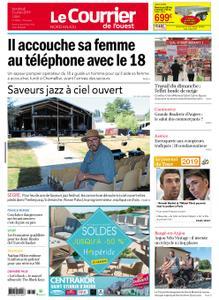 Le Courrier de l'Ouest Nord Anjou – 05 juillet 2019