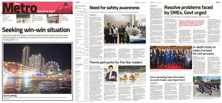 The Star Malaysia - Metro South & East – 12 October 2018
