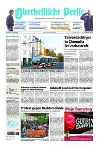 Oberhessische Presse Marburg/Ostkreis - 30. August 2018