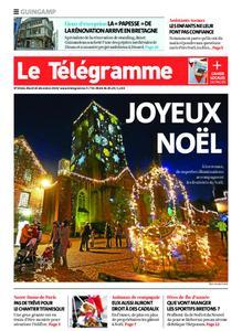Le Télégramme Guingamp – 24 décembre 2019