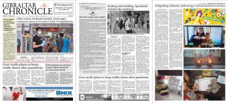 Gibraltar Chronicle – 04 May 2020