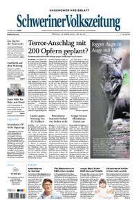 Schweriner Volkszeitung Hagenower Kreisblatt - 16. März 2018