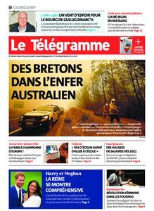 Le Télégramme Guingamp – 14 janvier 2020