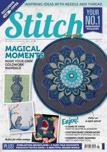 Stitch Magazine - December 2020 - January 2021