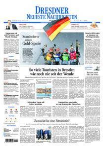 Dresdner Neueste Nachrichten - 23. Februar 2018