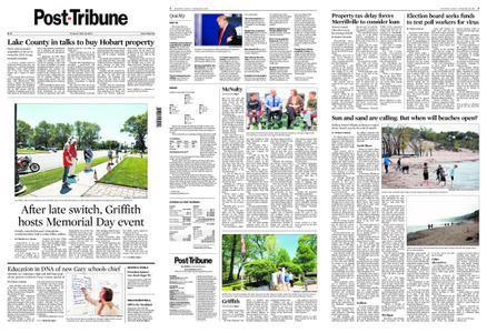 Post-Tribune – May 26, 2020